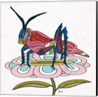 Grasshopper II Fine-Art Print