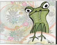 Frog Abstract Fine-Art Print