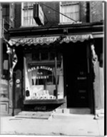 1930s Pharmacy Storefront Fine-Art Print