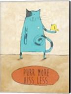 Purr More Fine-Art Print