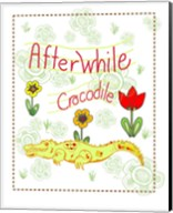 Afterwhile Crocodile Fine-Art Print