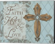 Faith Hope Love Fine-Art Print