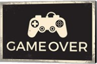 Game Over Fine-Art Print