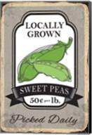Sweet Peas Fine-Art Print