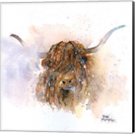 Highland Cow Fine-Art Print