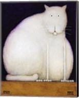 Fat Cat Fine-Art Print