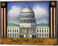 The Capitol Fine-Art Print