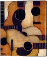 Guitars Fine-Art Print