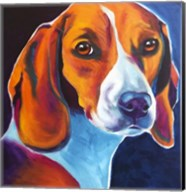 Beagle - Lucy May Fine-Art Print