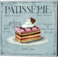 Patisserie 2 Fine-Art Print