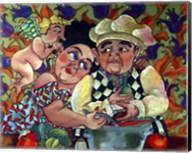 Soup Lovers Fine-Art Print