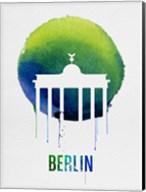Berlin Landmark Blue Fine-Art Print