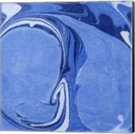 Blue Marble Quad III Fine-Art Print