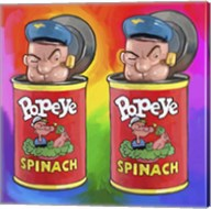 Pop Art Popeyes Fine-Art Print