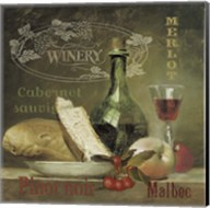 Winery Fine-Art Print