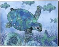 Ocean Blues - C Fine-Art Print