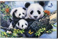 Lovely Pandas Fine-Art Print