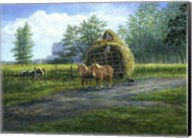 Making Hay Fine-Art Print