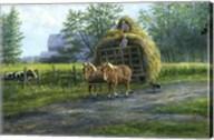 Making Hay Fine-Art Print