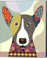 Bull Terrier Dog Fine-Art Print
