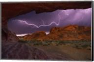 Desert Storm Fine-Art Print