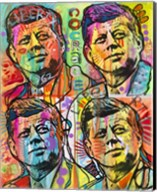 JFK 4 up Fine-Art Print