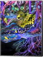 Panther Forest Fine-Art Print