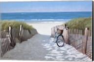 Beach Bike 2 Fine-Art Print
