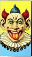 Circus Clown Fine-Art Print