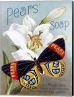 Pears' soap Fine-Art Print