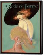 Mode de Femme Fine-Art Print