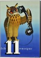 Switz 1921 Phone Co Fine-Art Print