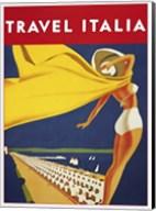 Travel Italia Fine-Art Print