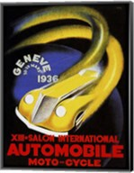 Automobile Geneve 1936 Fine-Art Print