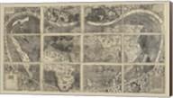 1507 Waldseemuller Very Hi Res XL Fine-Art Print