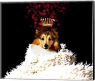 Royal Love Pup - Sheltie Fine-Art Print