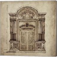 A Grand Entrance Fine-Art Print