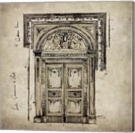 Door III Fine-Art Print
