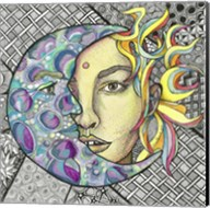 Mother Sun And Father Moon Fine-Art Print