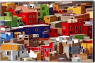 Color town Fine-Art Print