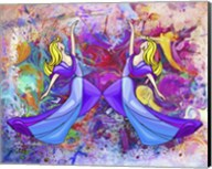 Lady Dance Fine-Art Print
