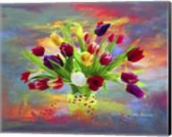 Colorful Flowers Fine-Art Print