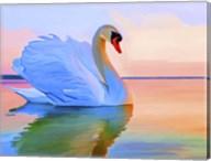 White Swan Fine-Art Print