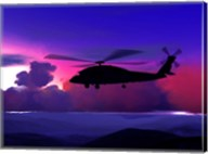 Helicopter Fine-Art Print