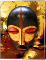 Mask Fine-Art Print