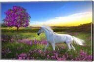Purple Land Fine-Art Print