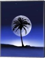 Big Moon Night Fine-Art Print