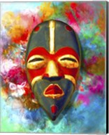 Mask 2 Fine-Art Print