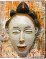 Mask 4 Fine-Art Print