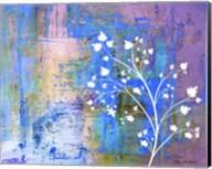 White Branch Fine-Art Print
